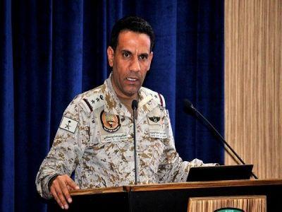 """قوات الدفاع الجوي الملكي السعودي تعترض وتسقط طائرتين بدون طيار """"مسيّرة"""" معادية أطلقتهما المليشيا الحوثية الإرهابية المدعومة من إيران باتجاه خميس مشيط"""