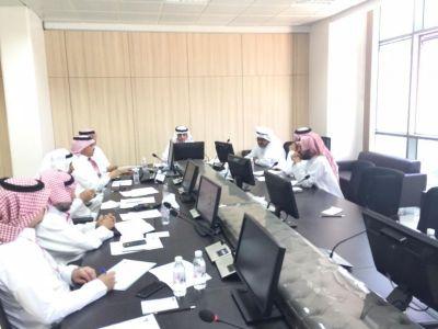 فريق عمل تطوير بسطة القابل يعقد اجتماعه الاول