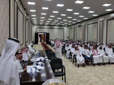 أمانة عسير و بلدياتها توزع 140 منحة لذوي الشهداء و المشاركين بتطهير الحرم