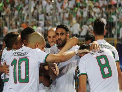 خلاف بين اللجنة المنظمة لأمم إفريقيا ومنتخب الجزائر