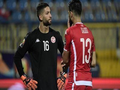 """حارس تونس يعتذر بسبب تصرفه في مباراة """"نسور قرطاج"""" ضد غانا"""