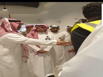 أمير عسير يدشن المشروعات التطويرية لمطار أبها الدولي