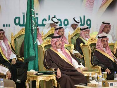 الأمير تركي بن طلال: وحدة بلادنا نموذجٌ لوئام كبير حقق التنمية للإنسان والمكان