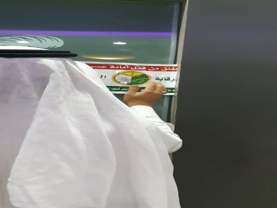 أمانة عسير تخالف 14صالون حلاقة و تضبط 8 عمال مخالفين بمدينة أبها