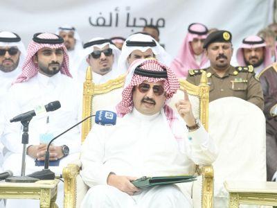 تركي بن طلال: نعمل على تحقيق رؤية المملكة 2030 من خلال تنفيذ مبادرات سامية بأهداف عالية