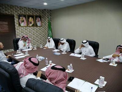 المجلس الاستشاري الصحي بالنماص يعقد اجتماعه السادس 