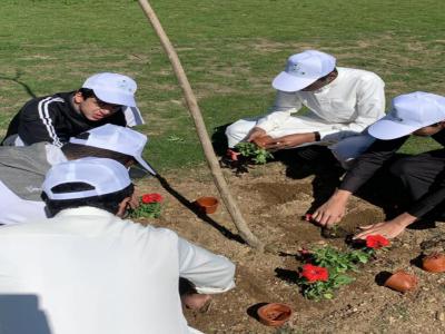 أمانة عسير و بلدياتها تطلق فعاليات يوم التطوع البلدي بمشاركة ٥ الاف متطوع