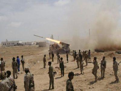 مقتل عدد من مليشيا الحوثي الإرهابية بينهم قيادي شمال محافظة الضالع