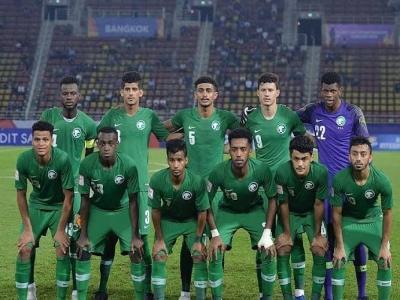 المنتخب السعودي الأولمبي لكرة القدم يختتم تدريباته استعدادا لنهائي آسيا