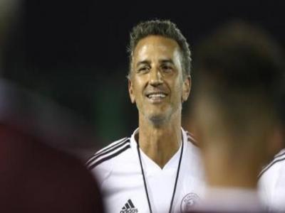 #شاموسكا: يحضر فريقه لمواجهة الديربي
