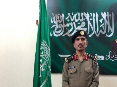 ترقية مدير الدفاع المدني بـ #تنومة الى رتبة عقيد