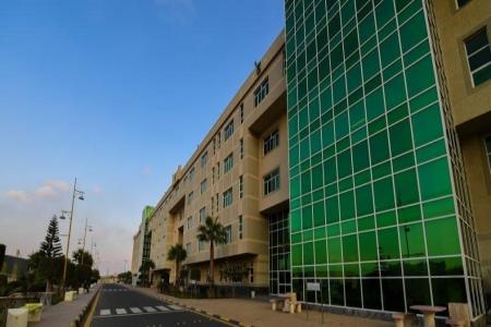 اقامة اول ماراثون للطالبات في فرع جامعة الملك خالد بتهامة