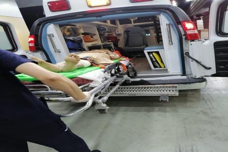المستشفيات #السعودية تستقبل الجرحى اليمنيين