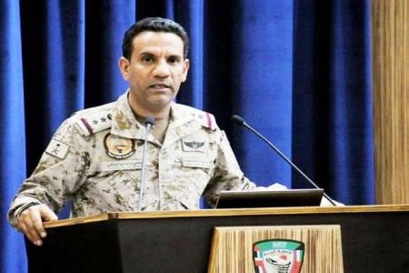 قوات الدفاع الجوي الملكي السعودي تعترض وتدمر صواريخ بالستية أُطلقت من (صنعاء) باتجاه المملكة
