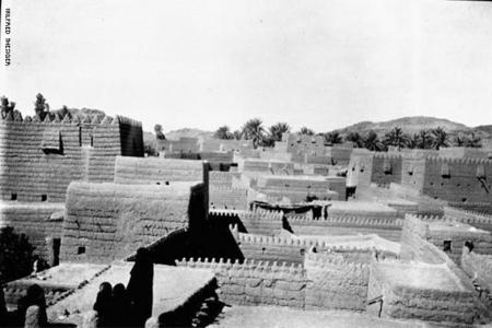 #صور لمدن #سعودية قبل حوالي 100 عام