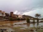 صور أمطار تنومة (قرى فرعة قريش)