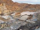 تأخر العمل في سد وادي ترج يحرم الأهالى  الإستفادة من مياه الأمطار