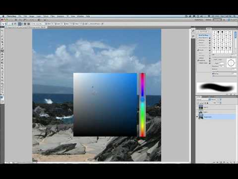 Adobe Photoshop CS5 - نظرة خاطفة على الرسم- انجليزي