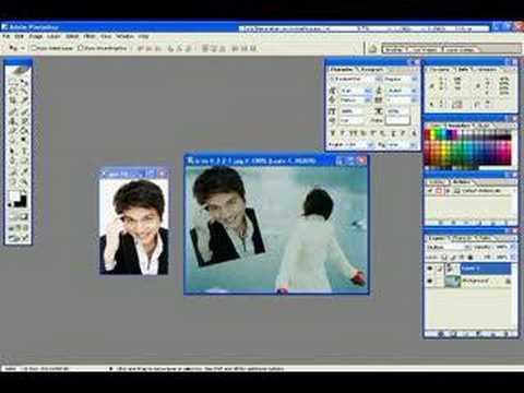 الدرس الثاني : دمج الصور