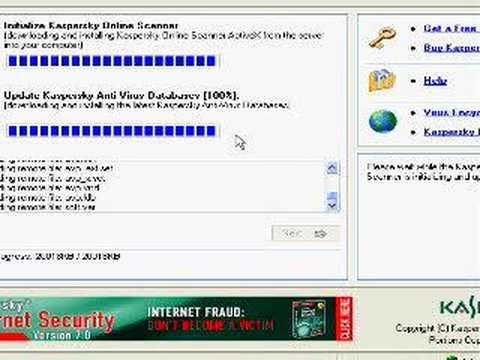 Make a Virus Scan Online تأكد من سلامه جهازك من على النت