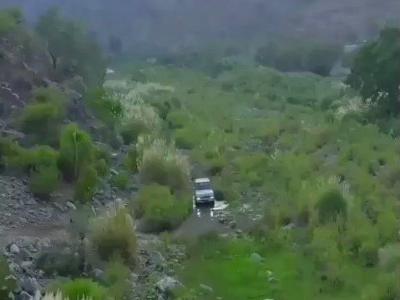 وادي مذود #بلجرشي بمنطقة #الباحة